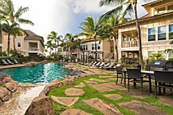 Villas at Poipu Kai Penthouse Unit