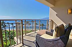 Hyatt Residence Club Ka'anapali 3BR Oceanfront Upp