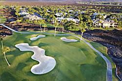 Mauna Lani Golf Villas.