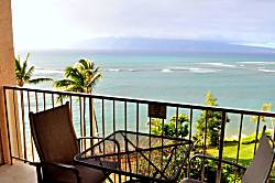 Royal Kahana Resort Unit 607