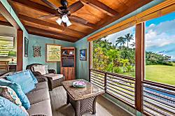 Hanalei Moon Beach Cottage