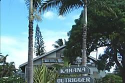 Kahana Outrigger