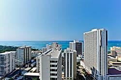 Waikiki Sunset #3112