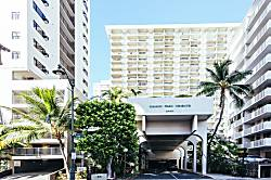 Waikiki Park Heights Ocean 1 BDR on the 18th Floor