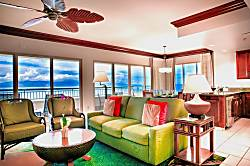 Marriott Maui Ocean Club 3BR Oceanfront Penthouse