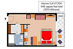 Marine Surf  #1204