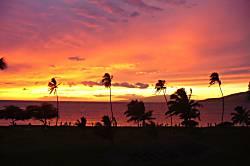 Maui Sunset B421