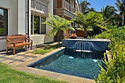 Golden Mandarin Pool Villa - Wailea Beach Villas