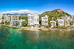 Diamond Head Beach Hotel Unit