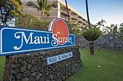 Maui Sunset #A-117