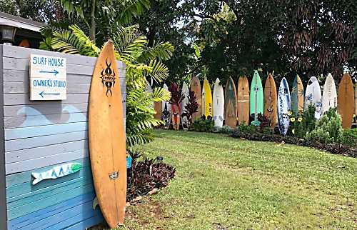 Haiku Surf HOUSE