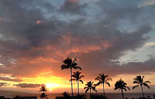 Wailea Sunset Condo