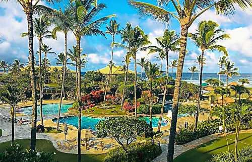 *Lihue 2417 Oceanfront Resort~
