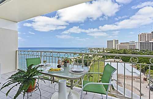 Waikiki Shore Waikiki Shore #1010