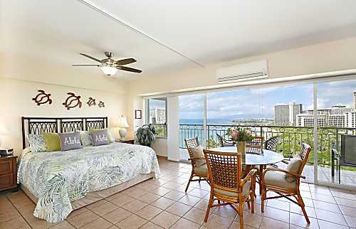 Waikiki Shore Waikiki Shore #1412