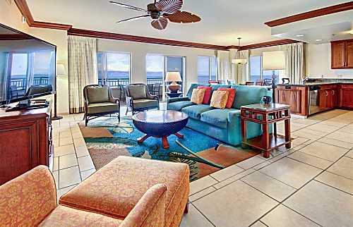 Marriott Maui Ocean Club 3BR Oceanfront Villa