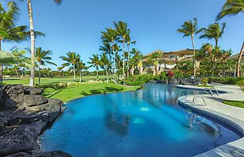 Fairway Villas Waikoloa A21