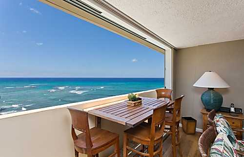 Diamon Head Beach Hotel Penthouse