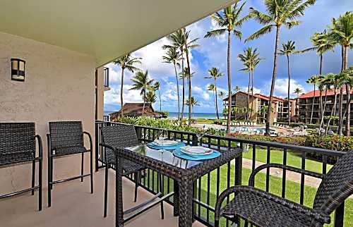 Papakea resort condo E-205