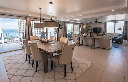 Waikiki Luxury Penthouse