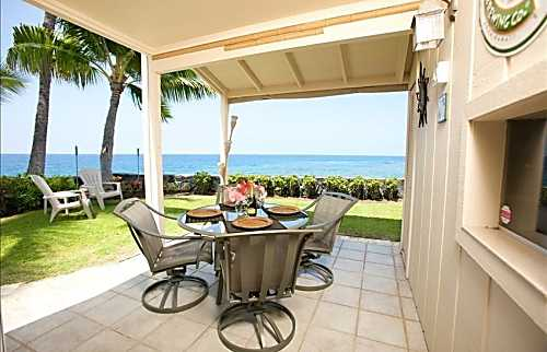 Kona Surf and Racquet Club Townhouse 190