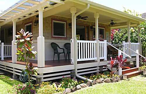 Tutu's Cottage in Hanalei