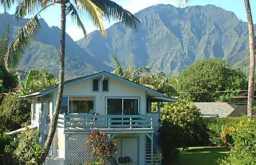 Hale Opelu-Mauka House