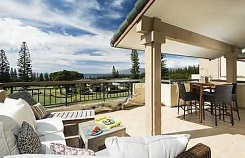Kapalua Golf Villas, Maui