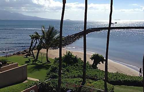 Maalaea Harbor - Ocean View
