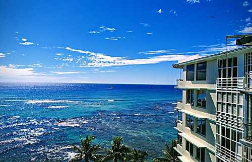 Diamond Head Beach Hotel #1201