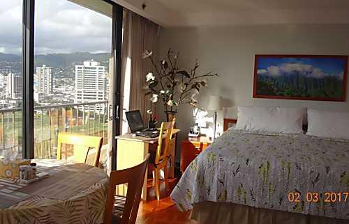 Honolulu vacation rental