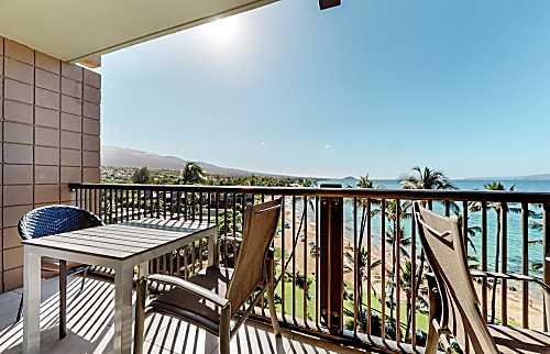 Mana Kai Maui Resort 706