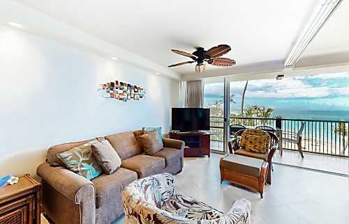Mana Kai Maui Resort 409a