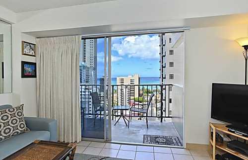 Waikiki Park Heights #1511