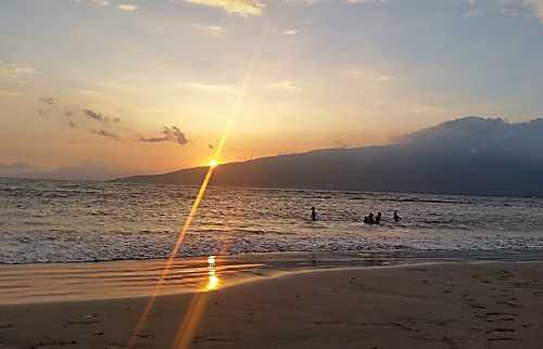 Kihei Bay Surf Vacation Rental
