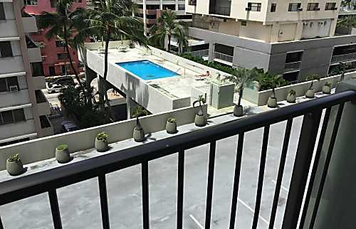 Waikiki Park Heights Unit