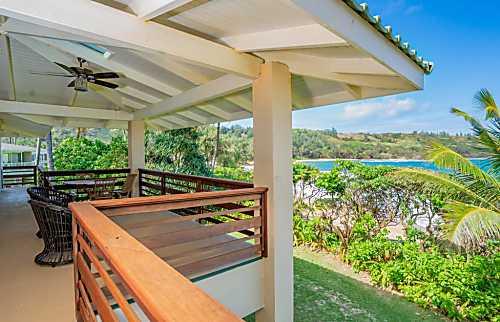 Moloa'a Bay Villa and Cottage
