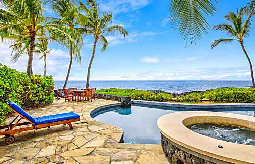 Blue Water at Kona Bay Estates
