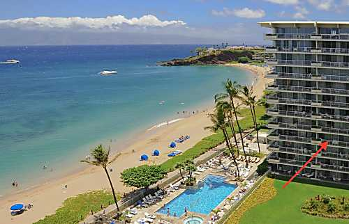 The Whaler Kaanapali 407
