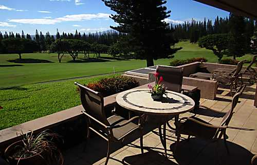 Kapalua Golf Villas Rental