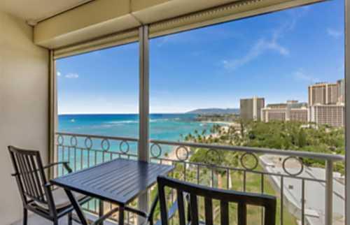 Waikiki Shore 1305
