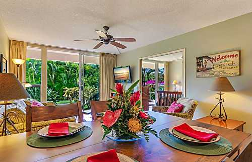 Maui Banyan vacation condo