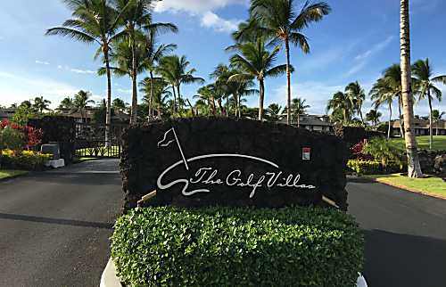 Golf Villas #E2 at Mauna Lani