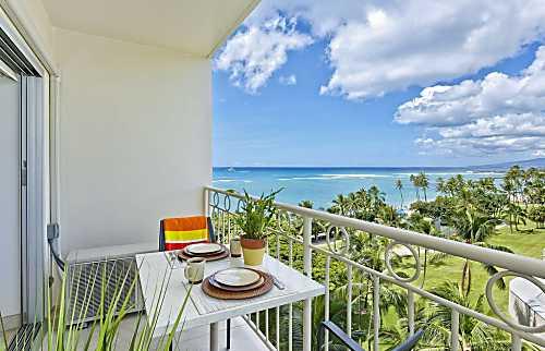 Waikiki Shore Waikiki Shore #814