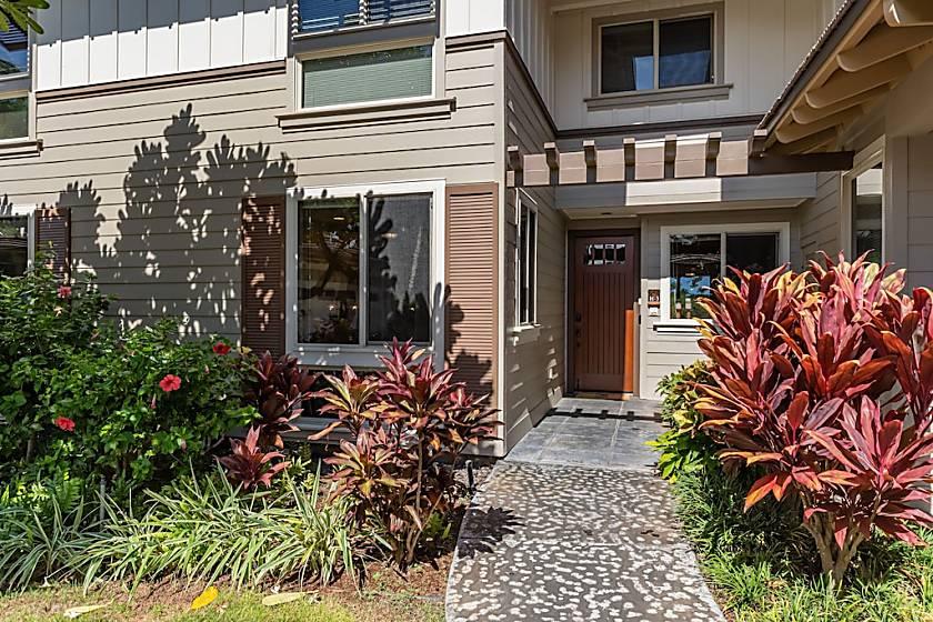 Palm Villas H-3 Condominium