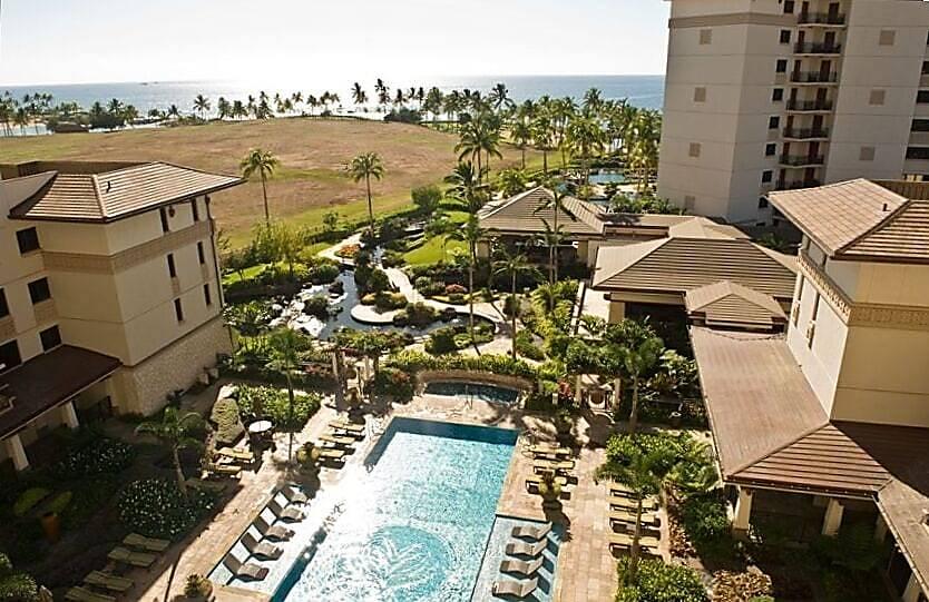 Ko Olina Beach Club Rental