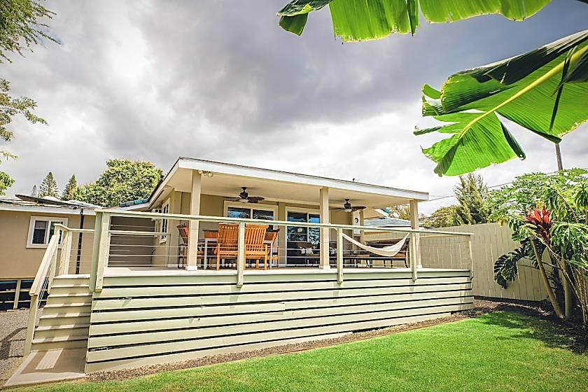 Modern Kihei Home by the Beach