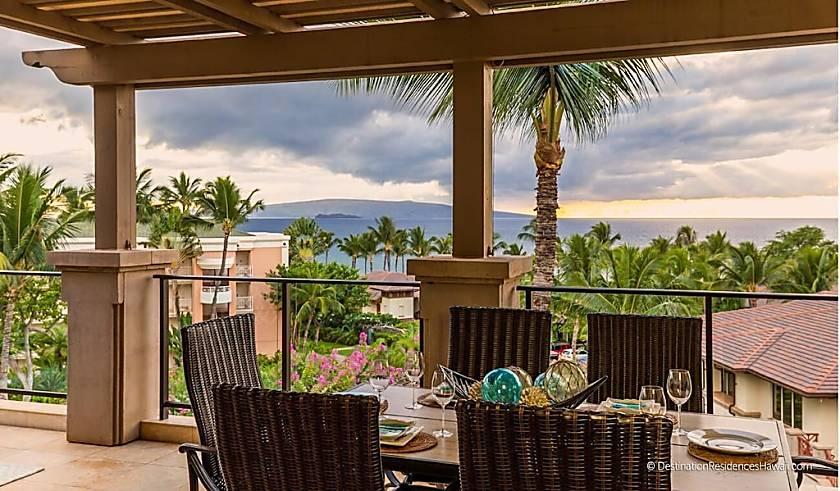 Wailea Beach Villas G302