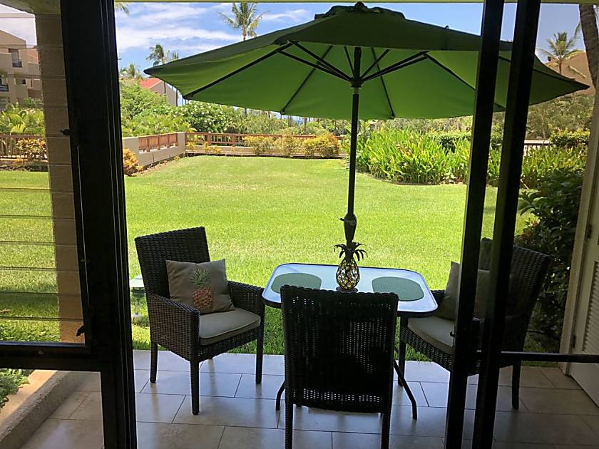 Kamaole Sands Ground Floor
