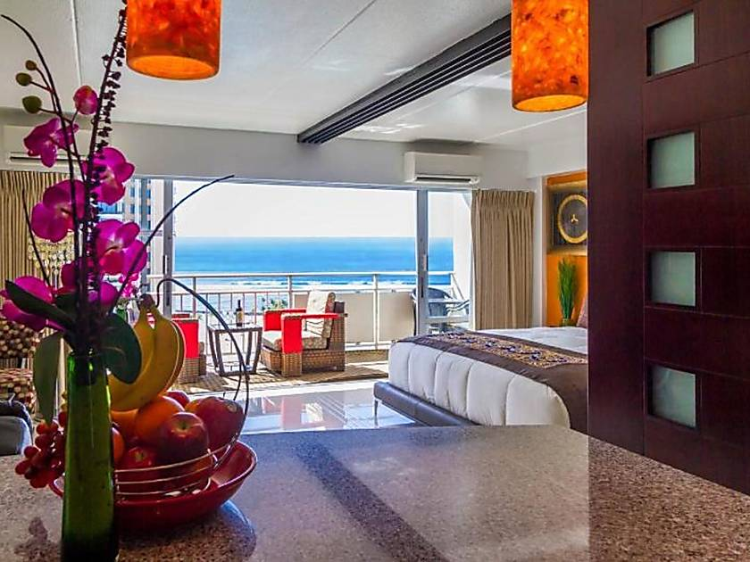 The Paradise Suite